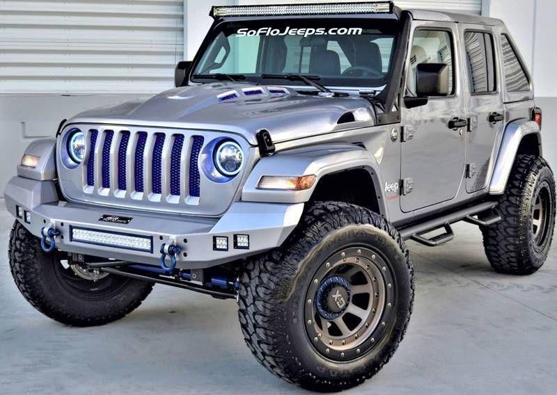 eBay 2018 Wrangler CUSTOM Brand New 2018 Jeep Wrangler