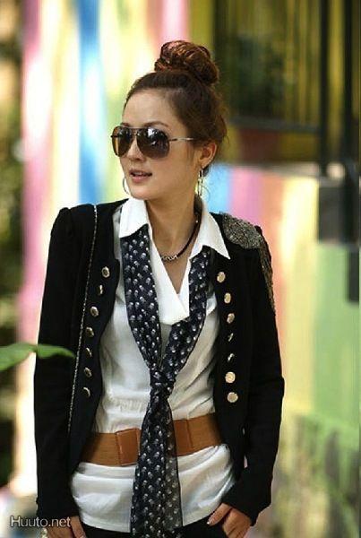 Musta jakku / Black jacket