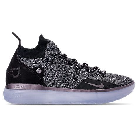 NIKE MEN'S ZOOM KD11 BASKETBALL SHOES, BLACK  nike shoes  is part of White basketball shoes -