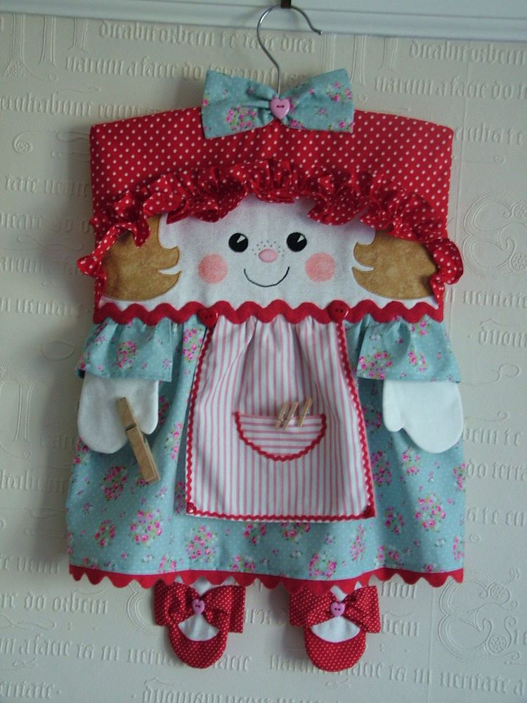 Patchwork / quilting peggy sue peg bag sewing pattern | Pinterest ...