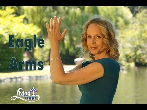 6 modifications for eagle arms with images  arms yoga