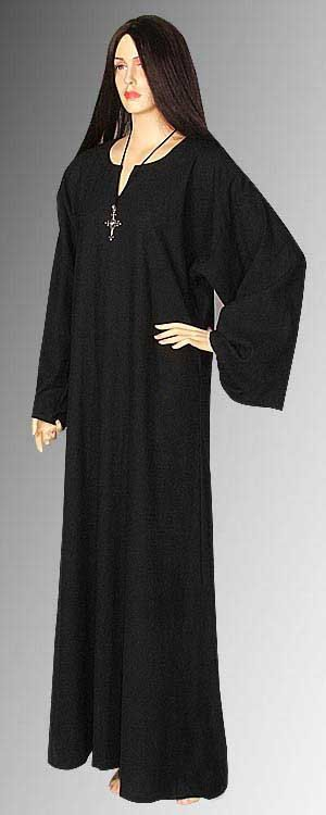Medieval Wicca Pagan Ritual Robe Handmade by YourDressmaker
