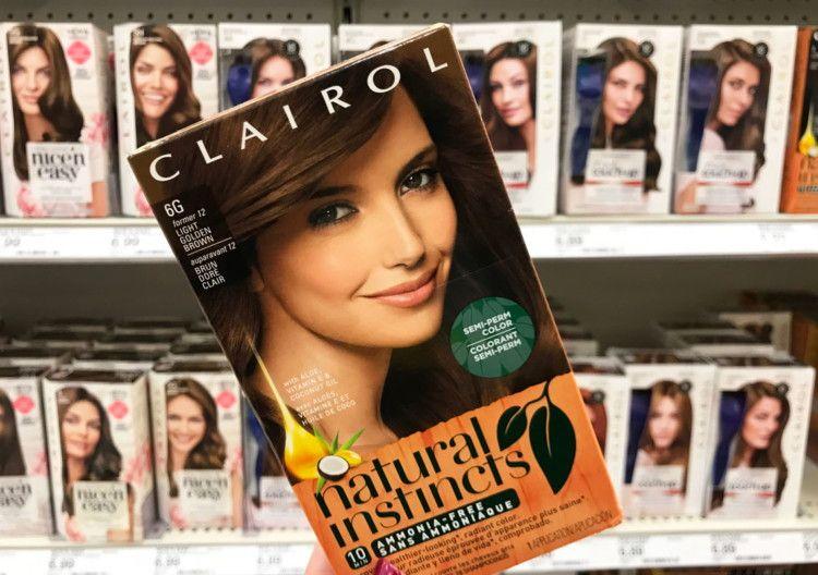 Bogo Clairol Hair Color As Low As 2 76 At Target Clairol Hair Color Clairol Hair Vidal Sassoon Hair Color