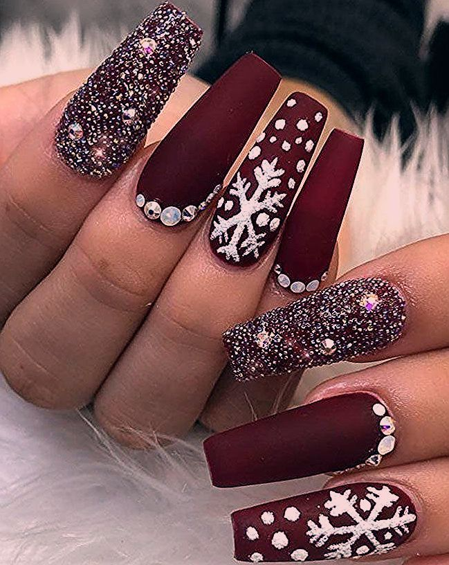 Photo of 33 Coole Long Coffin Nail Designs – Seite 29 von 39 – Soflyme – #* #Coffin #cool…