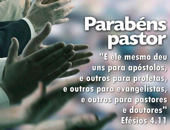 Mensagens Cultura Mix: Mensagem De Aniversário Para Pastor