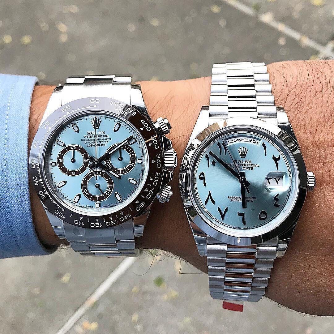 "Watch Lover ⌚️♛ on Instagram ""Daytona or DayDate? 🤔 By"