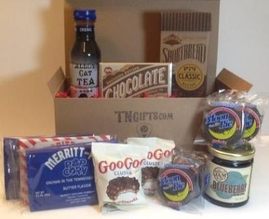 Gift Boxes Tennessee Gifts Tennessee Food Gift Box Gifts