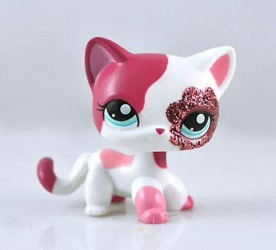 Aliexpress Com Buy Lps Sparkle Cat 2291 Littlest Pet Shop
