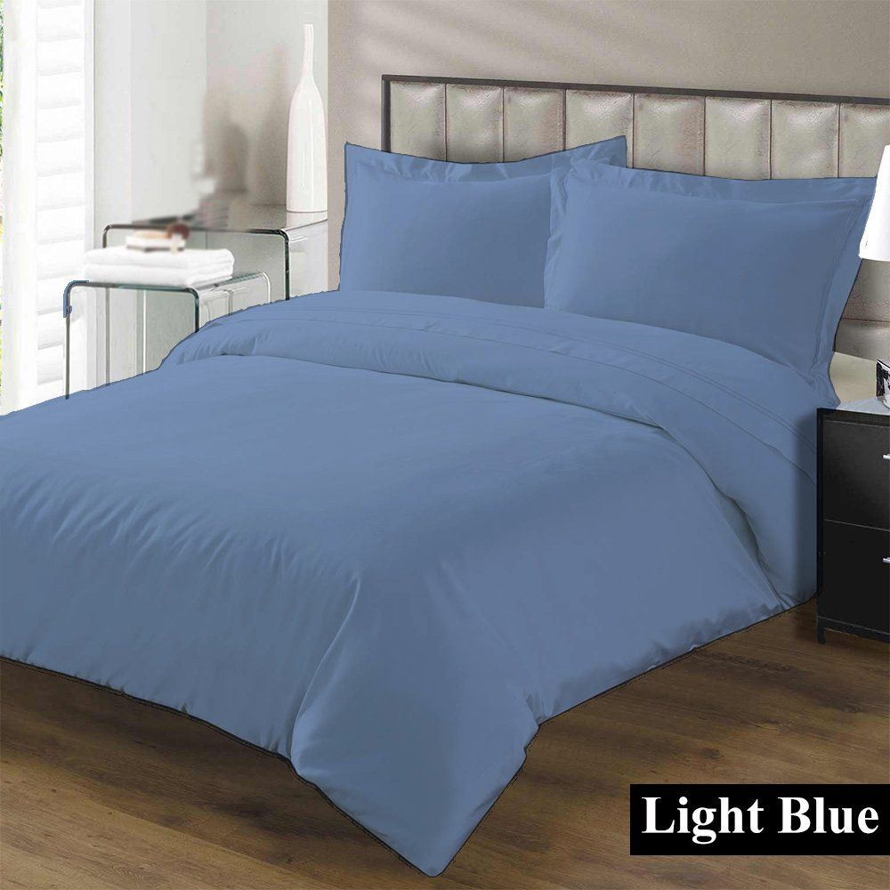 Luxurious and hypoallergenic egyptian cotton thread count