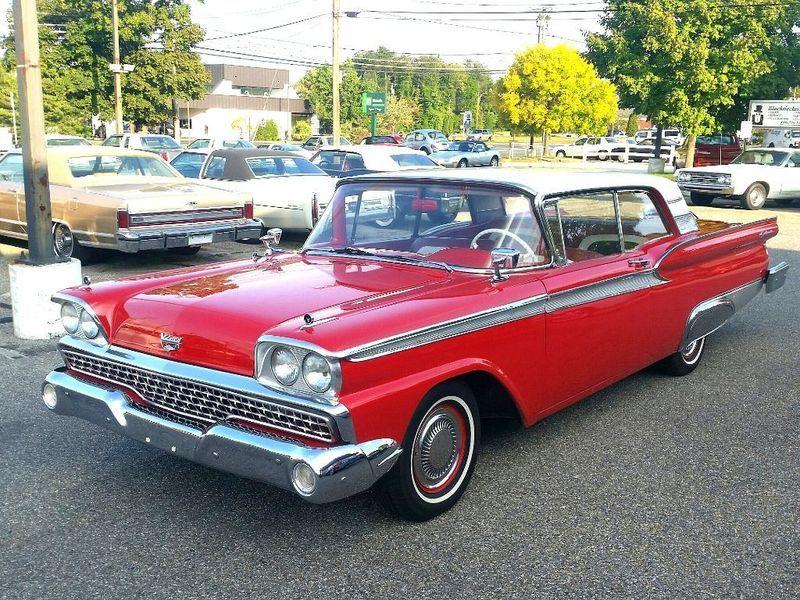 1959 Ford Galaxie for sale - Stratford, NJ | OldCarOnline.com ...