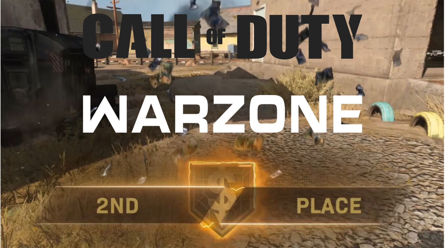 call of duty warzone gameplay no commentary