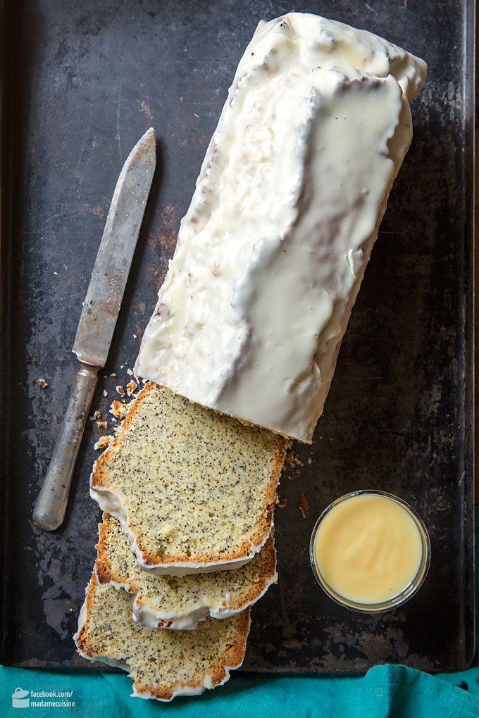 Eierlikör-Kuchen mit Mohn (Rezept mit Tradition) - Madame Cuisine