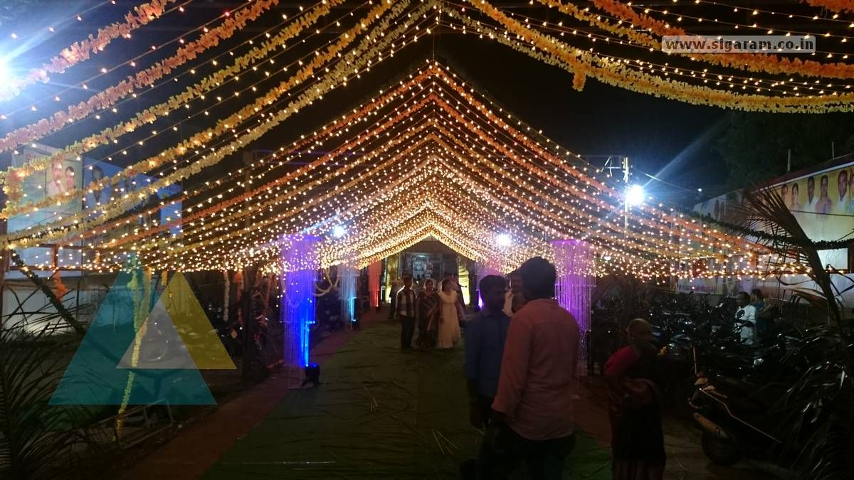 Pin by Sigaram Management Servicing on Wedding Decorations ... for Led Lights For Wedding Decorations  181obs
