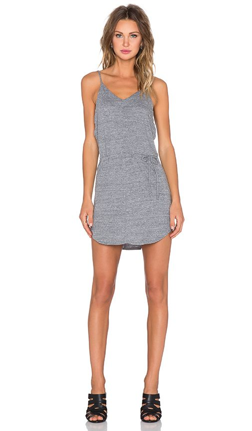 Shop for Chaser V Neck Strappy Shirtail Dress in Streaky Grey at REVOLVE. Free 2-3 day shipping and returns, 30 day price match guarantee.