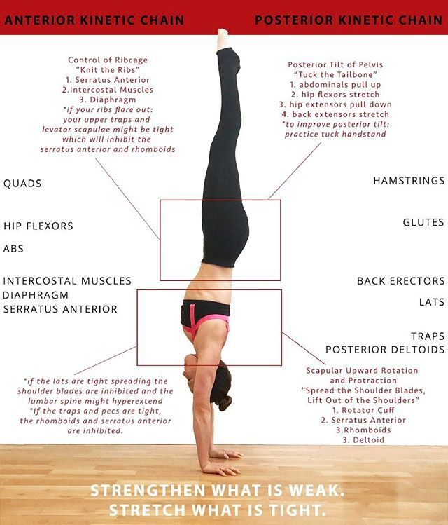 PART TWO OF TWO: Upside Down Workshops: Intermediate Handstand ...