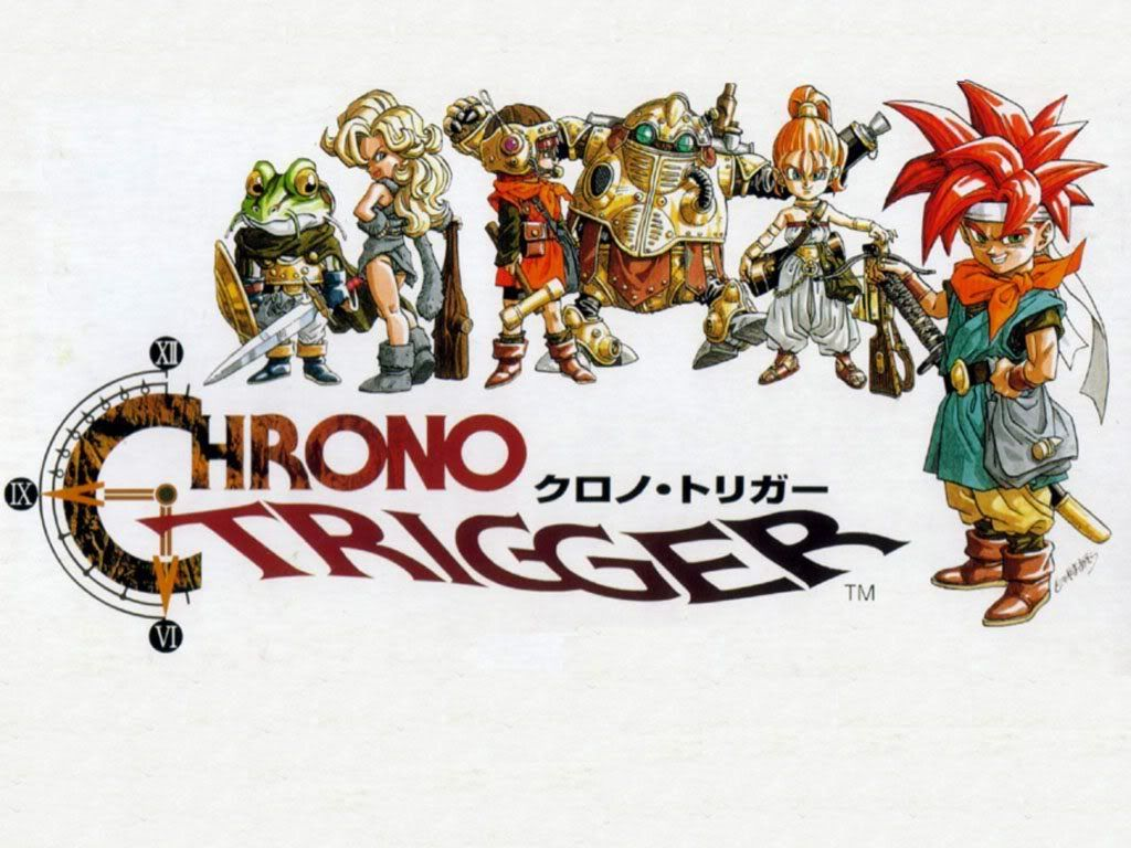Role Playing Video Game Originally Made For Super Nintendo I Like The Diversity Of Characters Male Female Frog Robot Chrono Trigger Chrono Cross Chrono