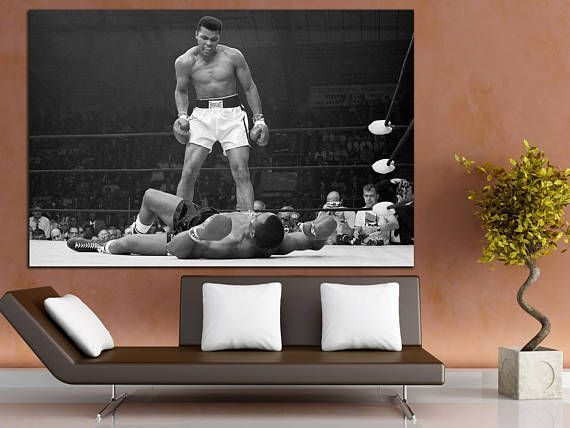 Wall Decor Boxes Pinpaige Madrid On Apartment  Pinterest  Muhammad Ali Boxing