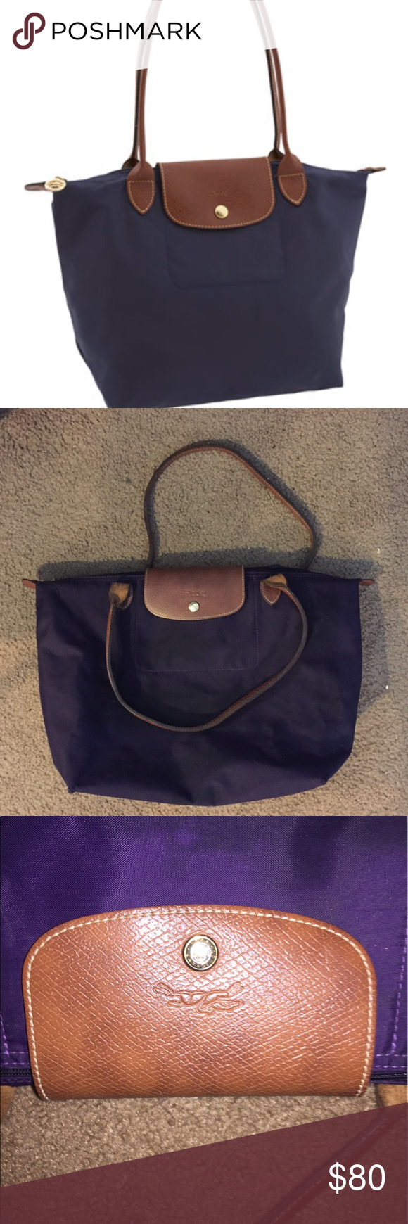 Authentic purple longchamp purse! Great summer bag Authentic purple long  champ purse! Lightly used but great condition! Willing to negotiate price  Longchamp ... 625dfaa050
