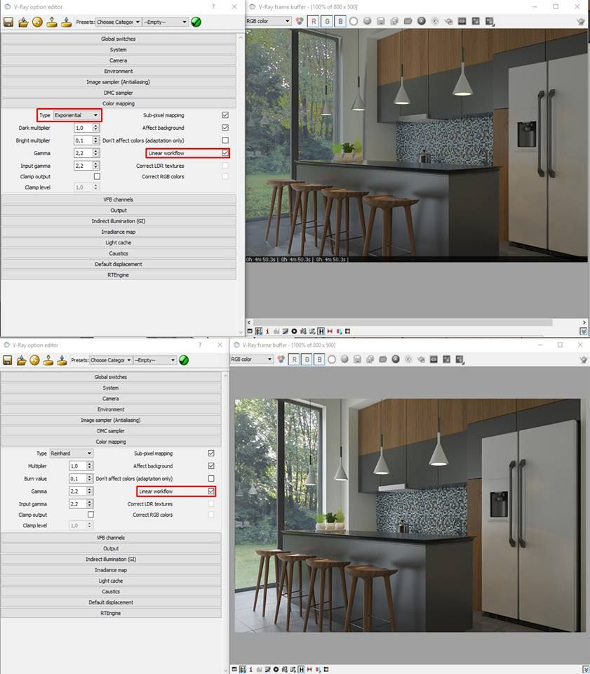 Setting Vray Options Sketchup Versi Dedi Tan Link Studio Design Interior Desain Arsitektur