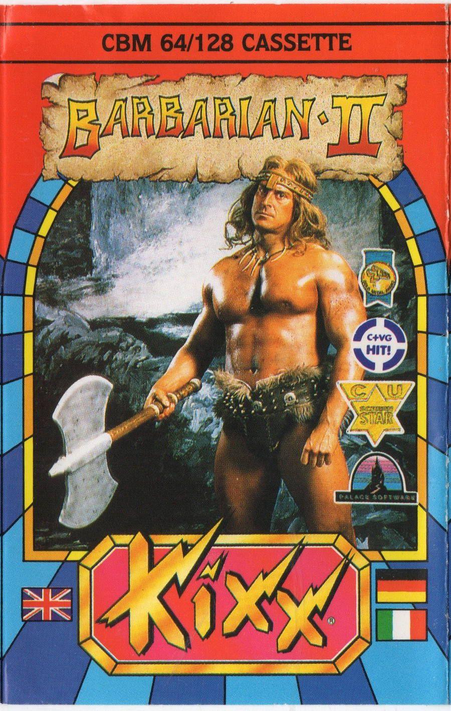 Barbarian 2 (C64)