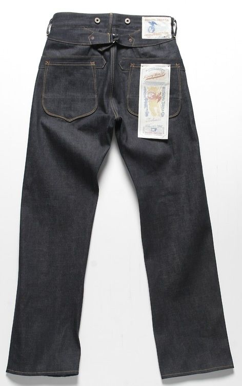 214d5e7698 Blacksmith Jeans by Rising Sun. Made in Pasadena, CA.   Foxlife in ...