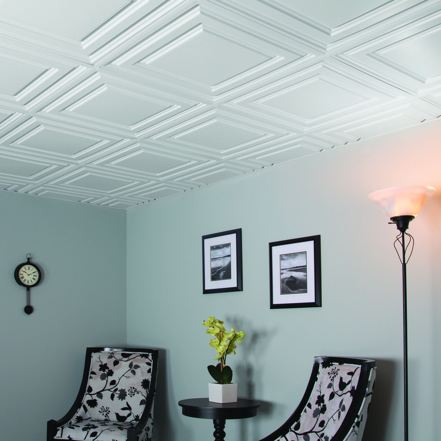 Go Above And Beyond With Lay In Ceiling Tiles By Genesis Designer