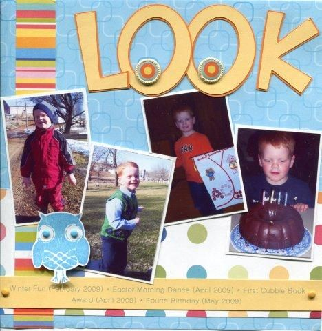 Look at Me 01 by hollis50 - Cards and Paper Crafts at Splitcoaststampers