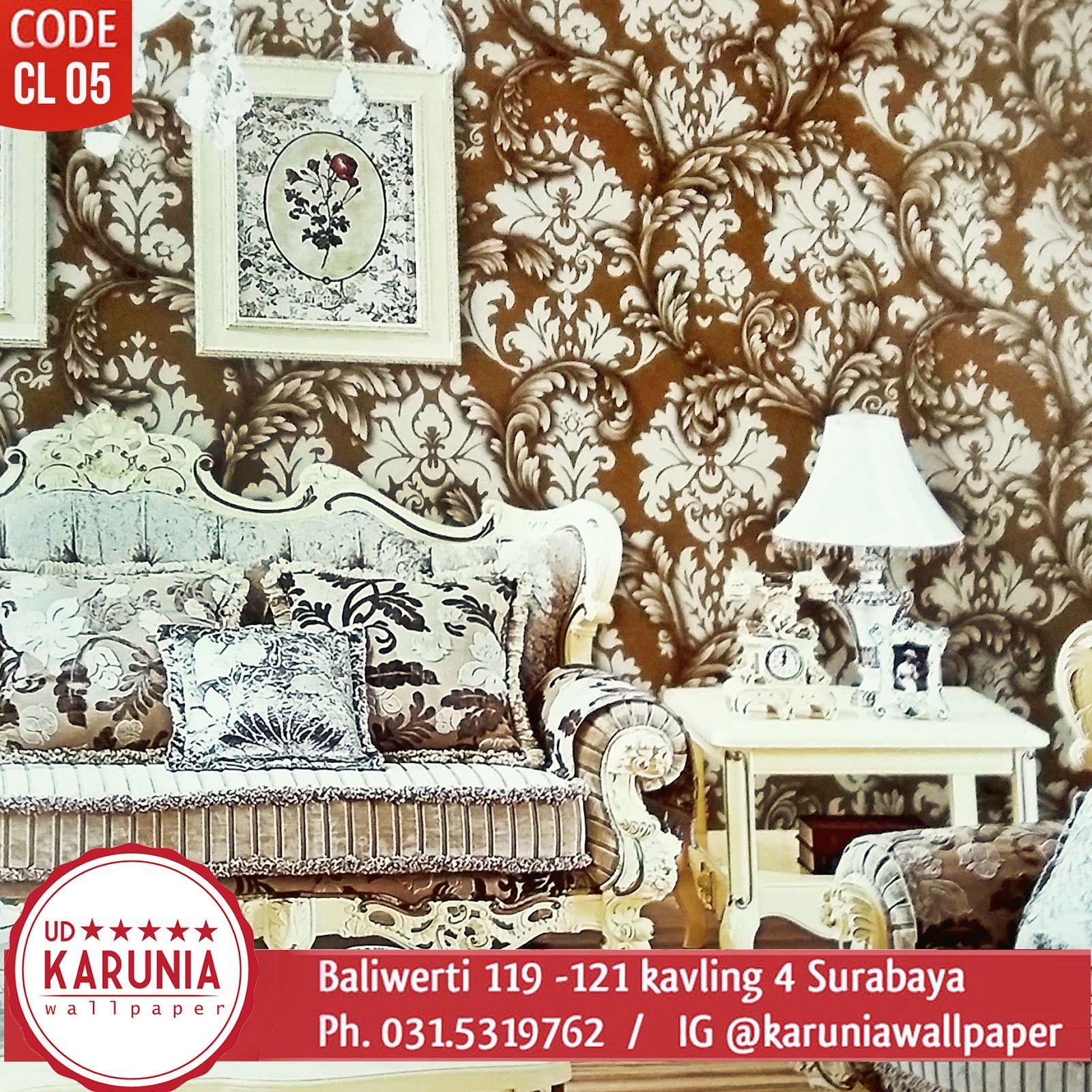 Jual Wallpaper Dinding Elegan Dan Mewah Cocok Untuk