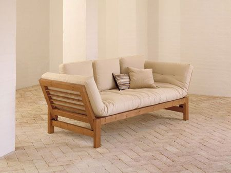 Japanese futon sofa/bed | For the Home | Futon sofa bed, Dream