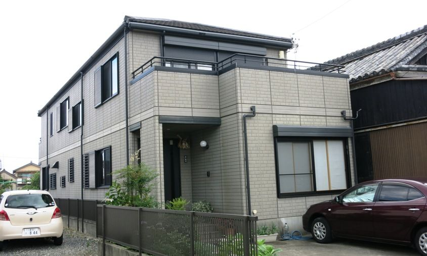 A Modern House Of Japan With Maximum Space Utilization But