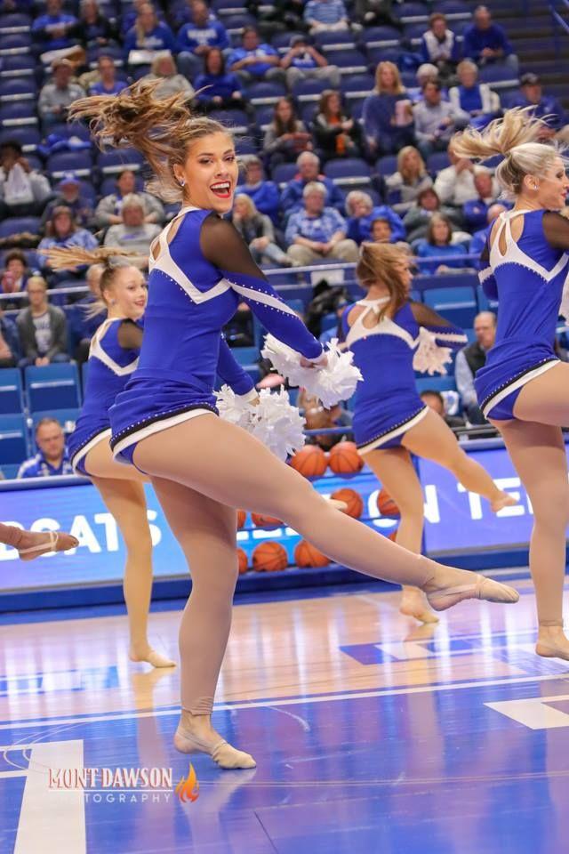 pantyhose and cheerleaders