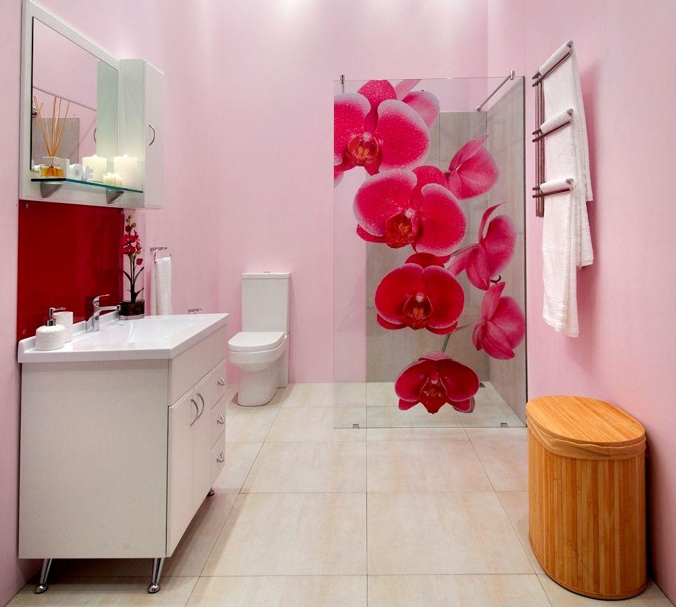 35 best bathroom trends 2016 - Magenta Bathroom 2016