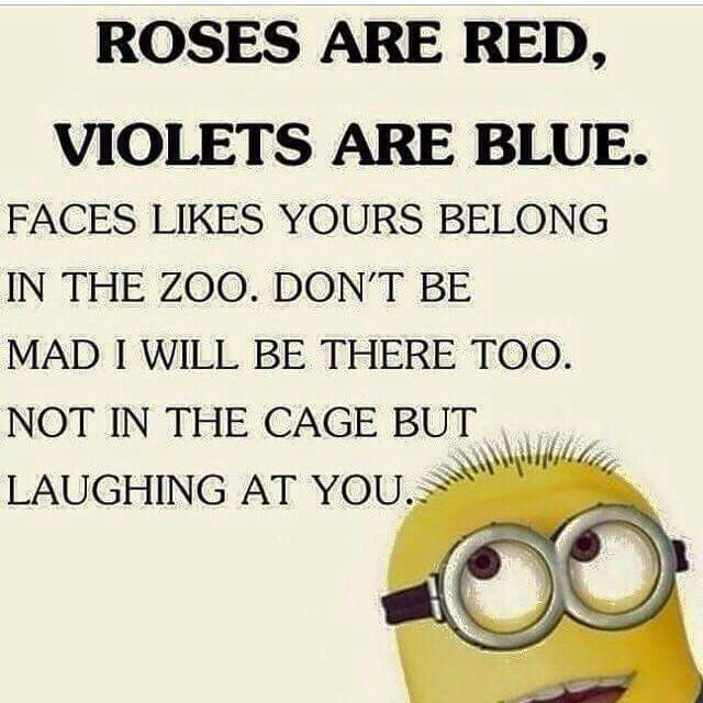 Roses are red, violets are blue   Teksten & spreuken ...