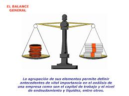 Es Un Informe Financiero Contable Que Refleja La Situación
