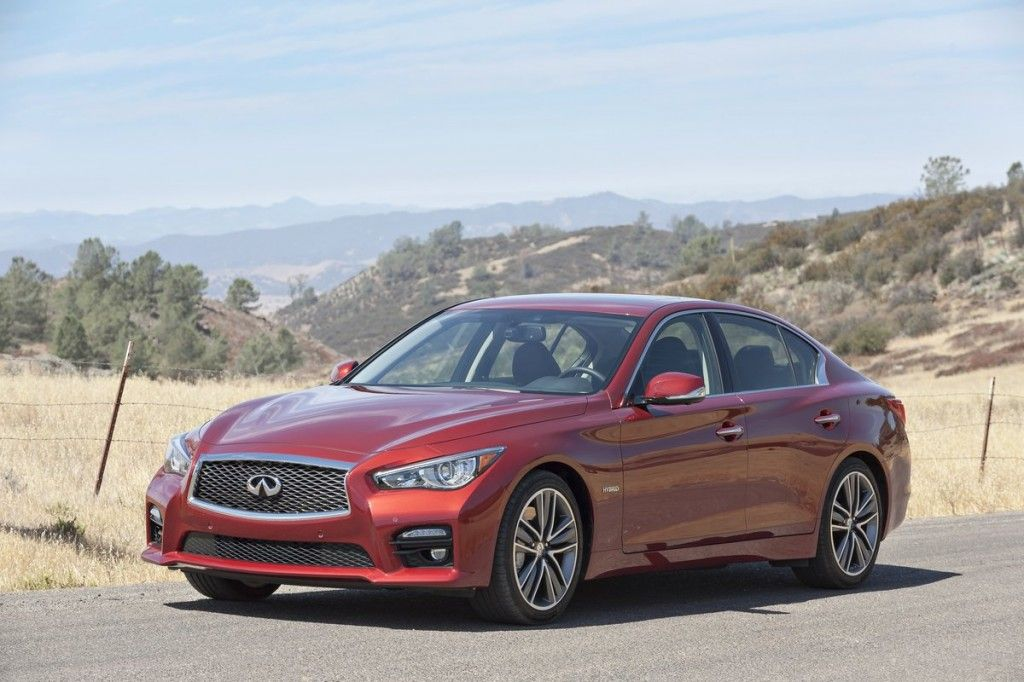 2014 Infiniti Q50 first drive review (With images