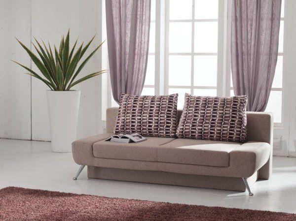 Rideaux salon - 30 idées de rideaux modernes   Rideau salon, Rideaux ...