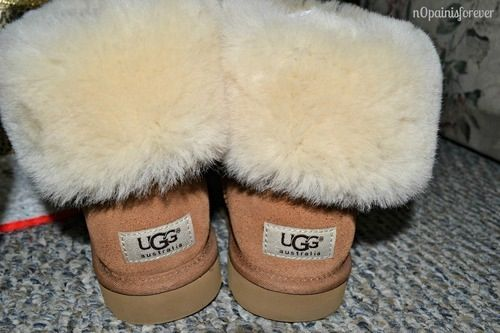 Fuzzy UGG Boots