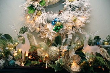 Christmas Decorating Like A Pro Traditional Dining Room