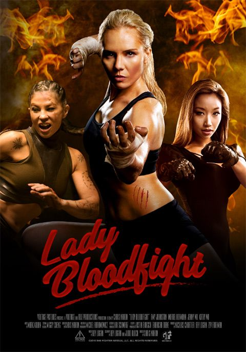 Lady Bloodfight Deutsch Stream