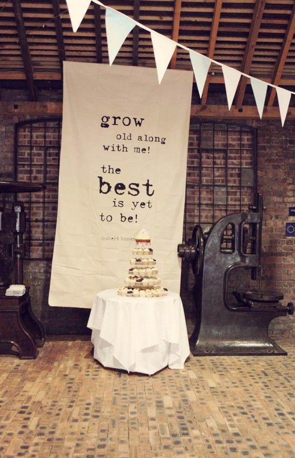 """Wedding or Anniversary banner /""""THE STORY OF US/"""" Hand made Great for pictures"""