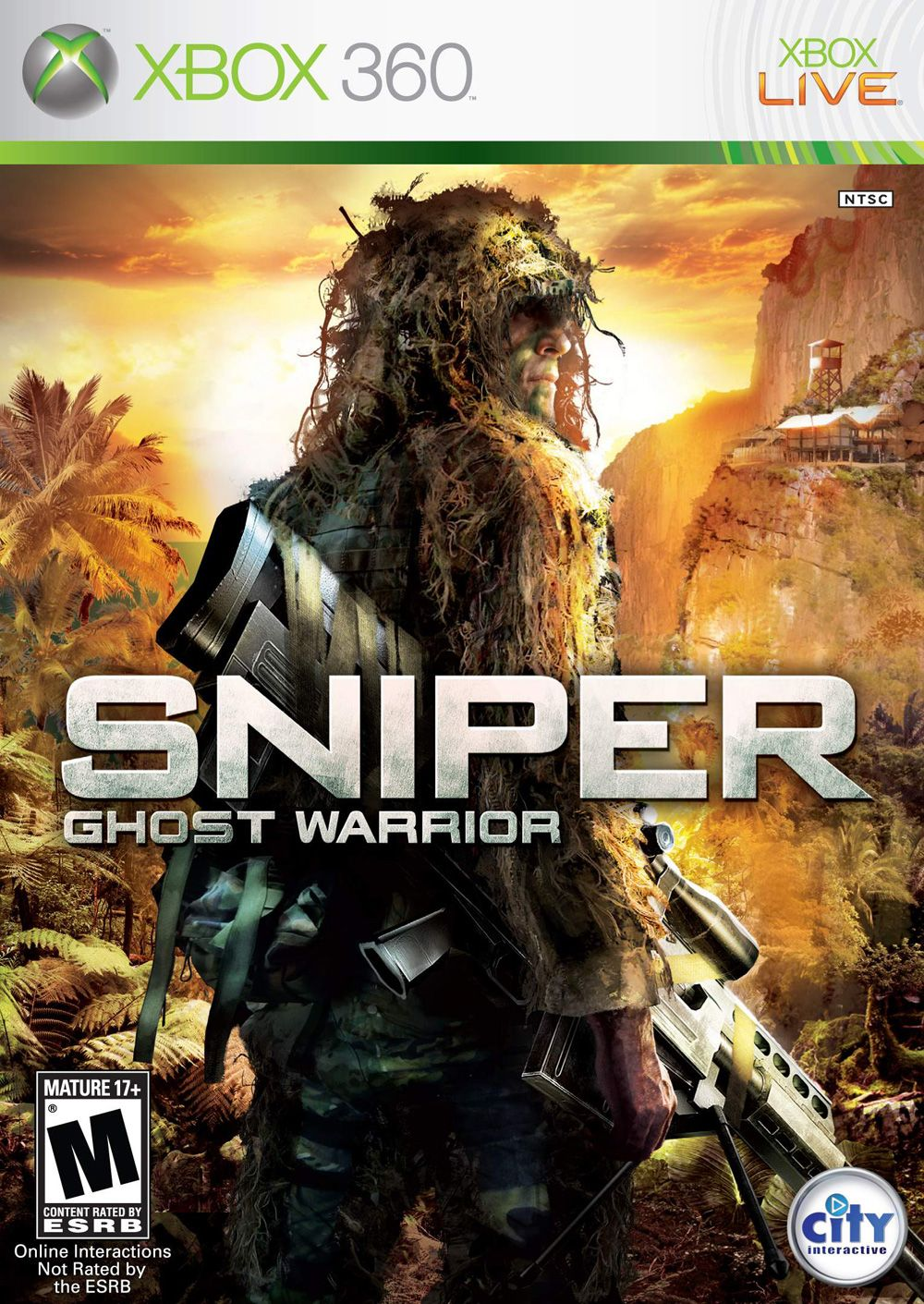 Sniper Ghost Warrior Throws Players Into The Chaos Of A Military Coup As They Aid The Rebels In Restoring The Ri Pc Games Download Warriors Game Sniper Games
