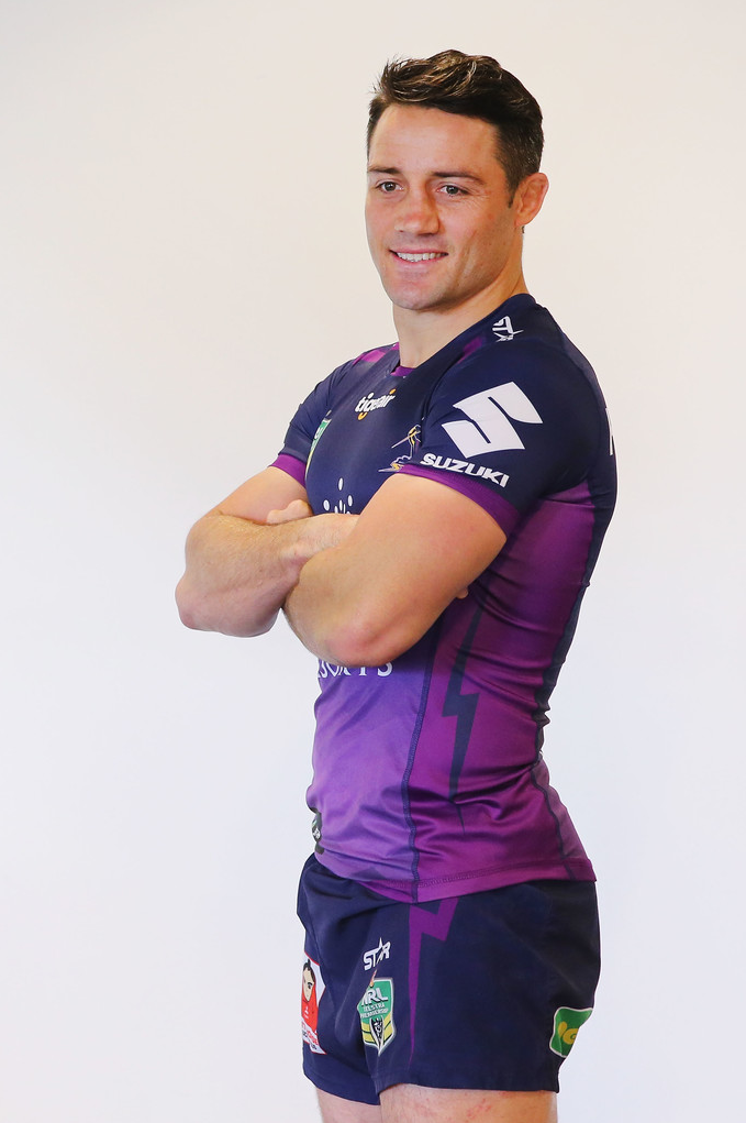 Cooper Cronk Of The Melbourne Storm Rugby Men Hot Rugby Players Rugby Players