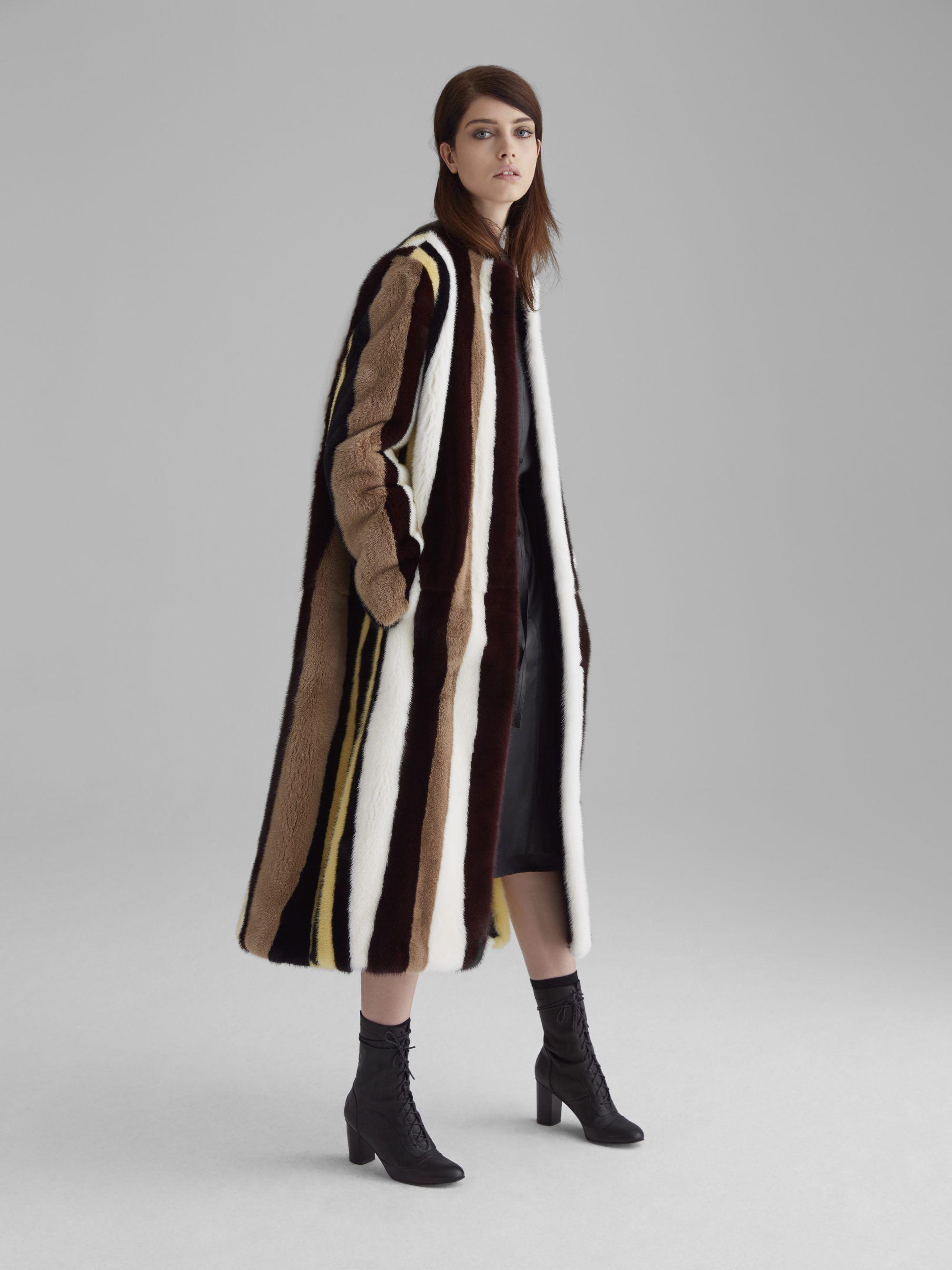 f5520449bb0b Yves Salomon   fall-winter 2018 2019 vogue   Fashion, Winter fashion ...