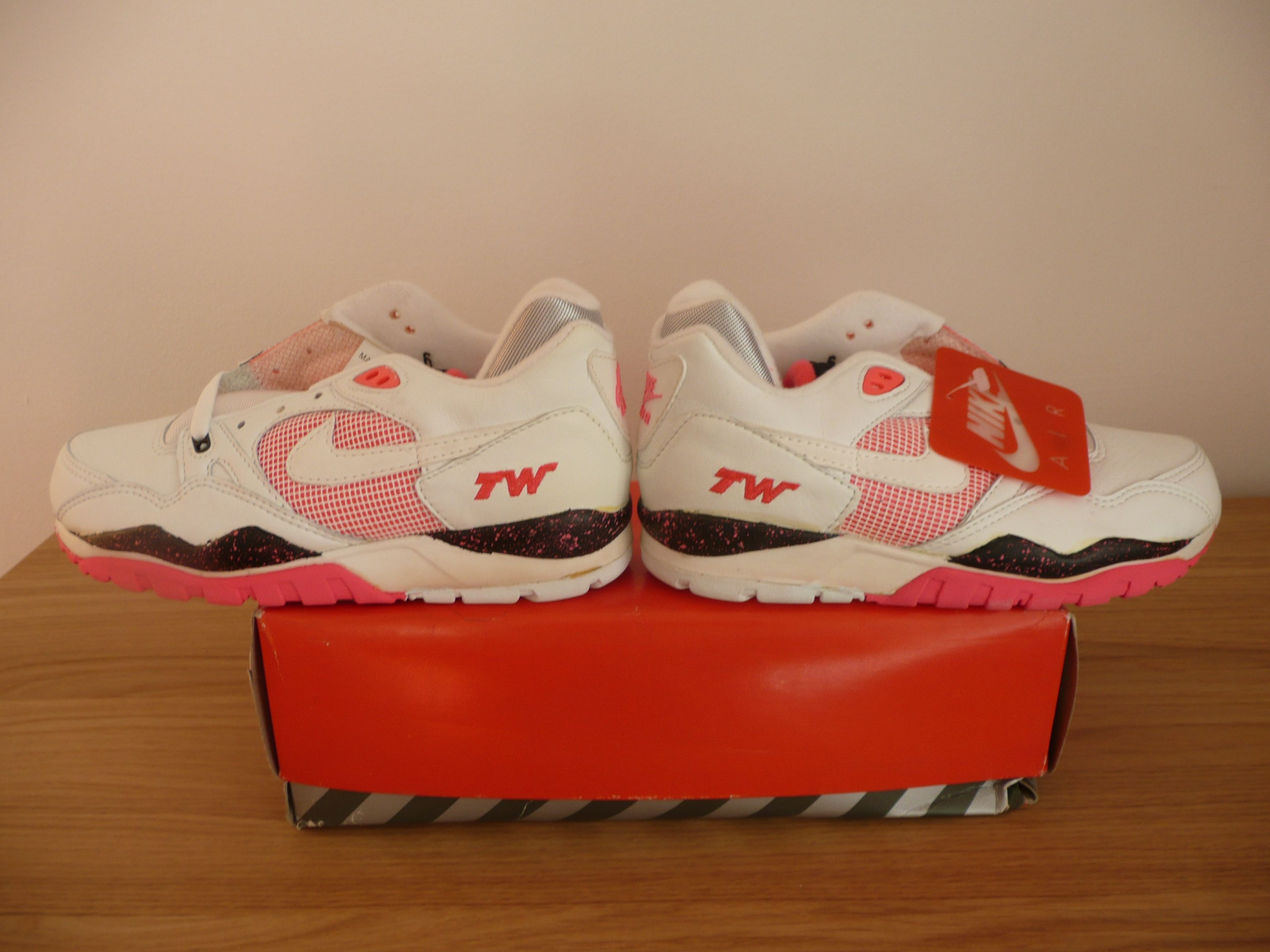 wholesale dealer 23d4b d23d5 Nike Air Trainer TW Lite - These were the first brand name trainers I  owned. Loved them!