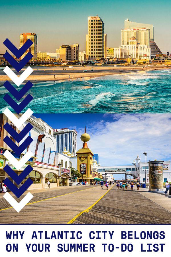 9 Fun Things to Do in Atlantic City   Atlantic city, City