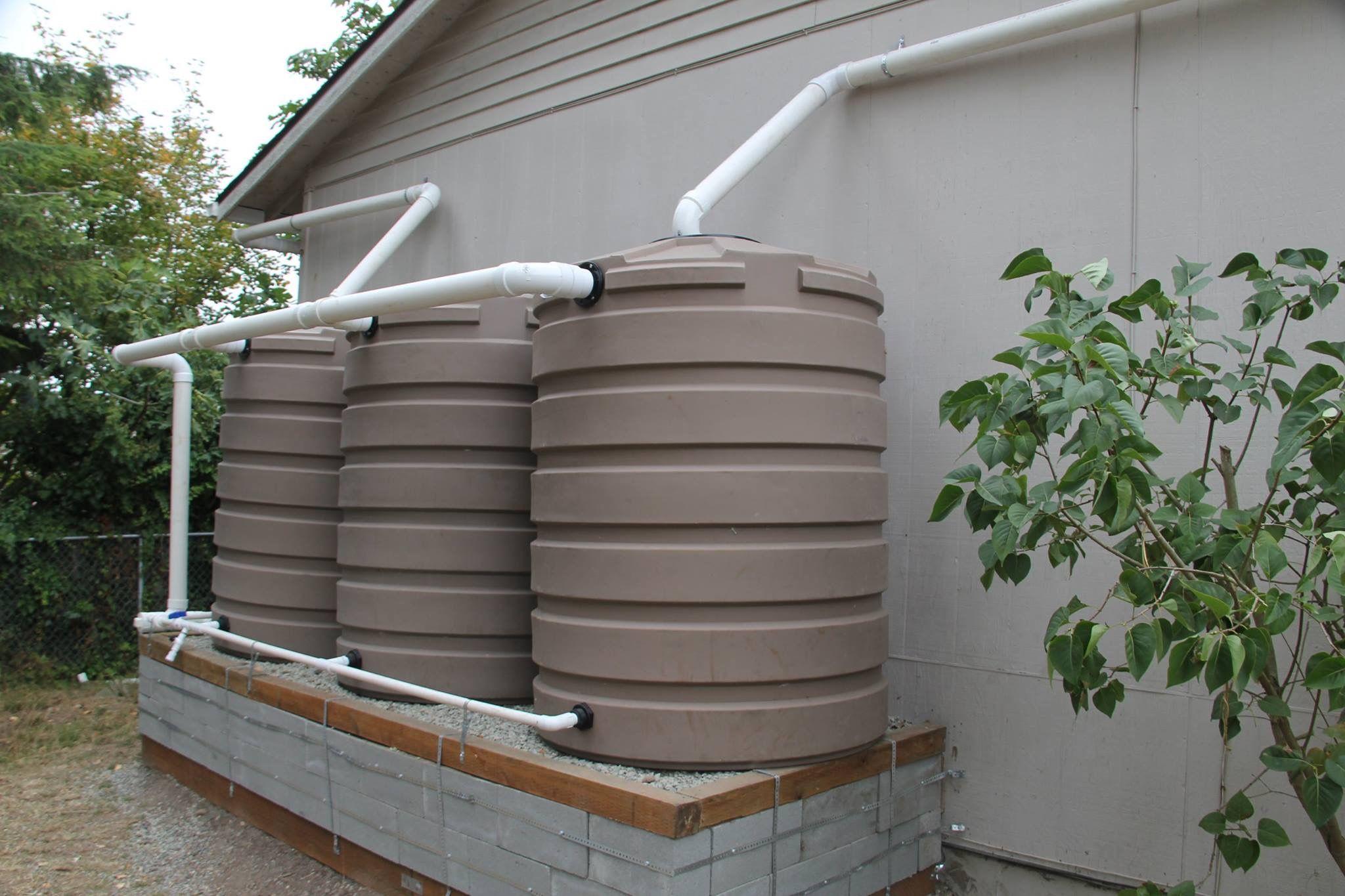 Rainwaterharvesting And Rainwise Installation In West Seattle 3