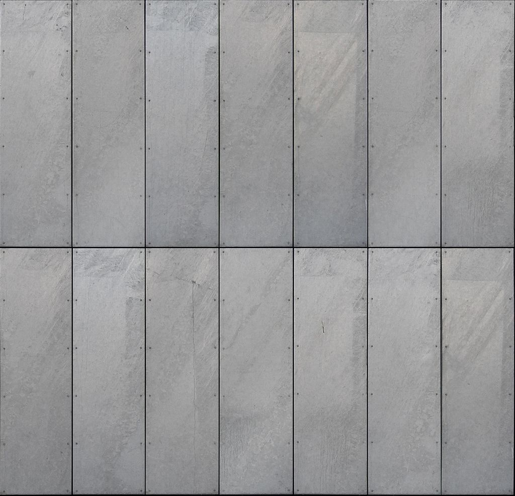 Free Seamless Galvanized Steel Texture It University