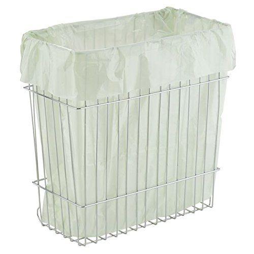 Mdesign Wall Mount Hanging Wastebasket Trash Bin Or Kitch Https Www Amazon Com Dp B06xh Kitchen Basket Storage Mdesign Kitchen Cabinets Storage Organizers