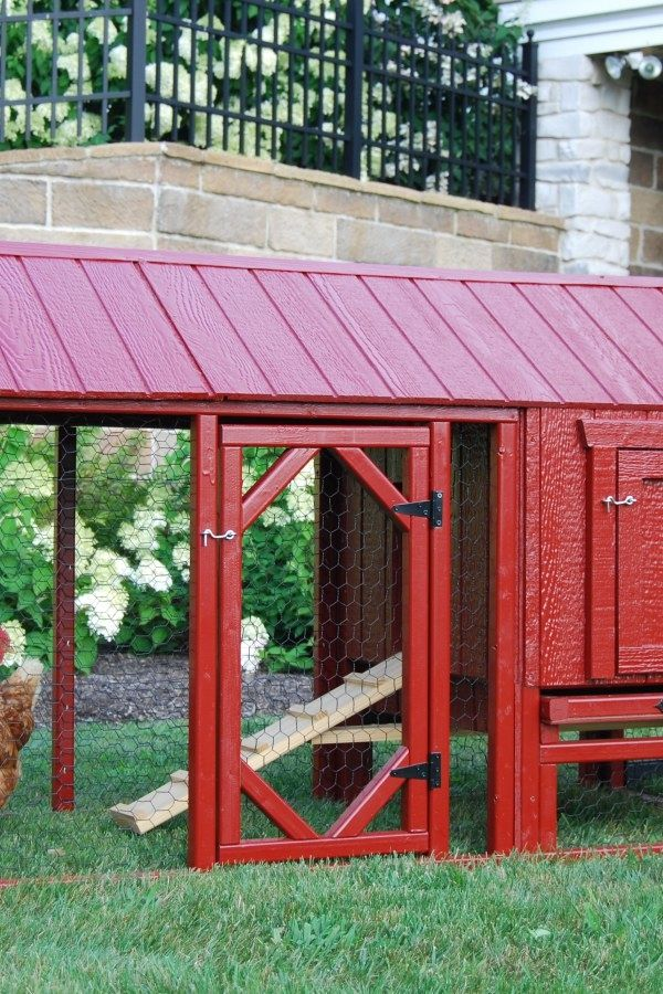 50 Easy DIY Chicken Coop designs you should try for the ...