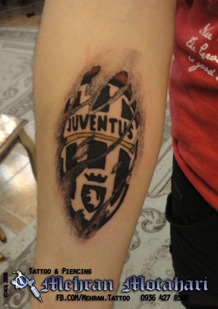 juventus fc tattoo football club pinterest juventus fc and tattoo. Black Bedroom Furniture Sets. Home Design Ideas